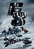 THE FATE OF THE FURIOUS - Fast and the Furious 8 – Spanish Movie Wall Poster Print - 30CM X ...