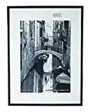 The Photo Album Company Ltd PAAF3040-BLK Cadre photo en aluminium Format 30 x 40 cm Noir