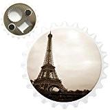 Tour Eiffel Vintage Classic Décapsuleur Magnet Frigo
