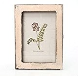 Ularma Vintage Photo Frame Home Decor mariage en bois Casamento Photo Frames(blanc)
