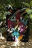 urbancharm- Richesse éléphant Tapisserie, sous arbre de vie tapisserie, Good Luck indien Hippie mur/cloison ou Résidence, couverture de pique-nique, plage, ...