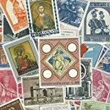 Vatican - 50 timbres différents