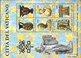 Vatikanstadt Bloc 5 (complète.Edition.) 1983 vatican Art (Timbres pour les collectionneurs)