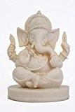 Vendeur de confiance spéciale 10,2cm Ganesh fait main Ganesha Statue en marbre Home Decor Art Best cadeau