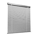 Victoria M Store vénitien en aluminium pour fenêtres et portes - sans pré-perçage, clips de serrage inclus - 70 x ...