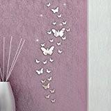 Vovotrade®22 * 60cm Chambre Stickers Muraux Décor Infinity Symbole mot amour vinyle Art_Blanc