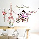 Vovotrade Stickers muraux Romance Décoration murale Poster bricolage Home Decor