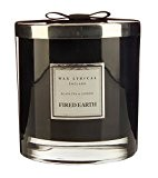 Wax LYRICAL cire remplir en verre et thé au jasmin Noir-Taille L