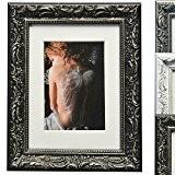 WOLTU BR9765 Cadres photo, collage de photo, cadre en bois, en carton arrière, façade en verre, pour agir et suspendus ...