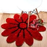 WTL Tapis de Fleurs Tables et Chaises Coussins Coussins d'Ordinateur Tapis de Chambre Ronds Tables de Salon et Chaises Mats ...