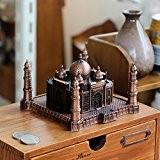 XJoel Taj Mahal Taj Mahal Taj Mahal Réplique Bronze