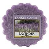 Yankee Candle 1043462E Tartelette Parfumée en Cire Lavande Combinaison Violet 6,2 x 5,7 x 2 cm 22 g