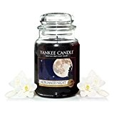 Yankee Candle 115174E Bougie senteur Midsummers Night en jarre Rouge