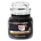 Yankee Candle 138174E Bougie Parfumée Petite Jarre Nuit d'Été Combinaison Noir 6,3 x 6 x 7,1 cm 104 g