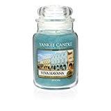 YANKEE CANDLE - 1537487E - BOUGIE PARFUMEE GRANDE JARRE VIVA HAVANA