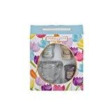 Yankee Candle Bougie parfumée de Pâques Coffret cadeau et support–Inc. Happy Spring & Jelly Bean Edition Limitée.