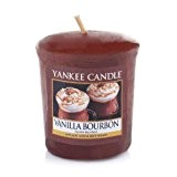 Yankee Candle–Bougie votive–Vanille Bourbon