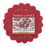 Yankee Candle Candy Cane Lane Tartelette de cire parfumée 22g
