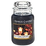 Yankee Candle - Grande Jarre Autumn Night Yankee Candle
