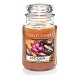Yankee Candle Jarre Bois d'Agar (Grande Jarre)