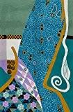 Zaida Housse de coussin en laine 180 x 120 cm-Tapis coton Klimt Paon