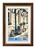 Zep M7354 Cadre Photo Bois Marron/Or 20 x 30 cm