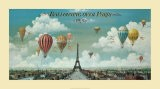 Vol en ballon au dessus de Paris - Isiah and Benjamin Lane