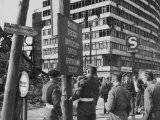 Accentuating the Division, Post-War Berlin, c.1948 - Jack Chitham