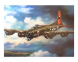 B-17 Flying Fortress - jack connelly