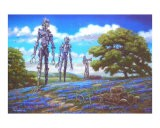 Robots and Bluebonnets - jack connelly