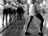 Tap Dancing Class at Iowa State College, 1942 - Jack Delano