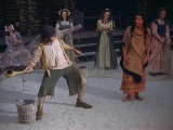 Actors Perform a Scene from a Play About the Lost Colony - Jack Fletcher