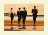 Billy Boys - Jack Vettriano