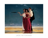 L'homme manquant I - Jack Vettriano
