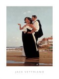 L'homme manquant II - Jack Vettriano