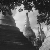 View of a Buddhist Pagoda - Jack Wilkes