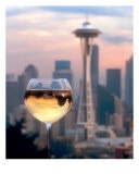 Seattle In A Glass - Jackie Johnston