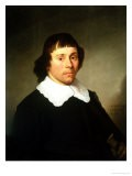 Portrait of a Young Man, in a Black Costume with a White Lace Collar - Jacob Gerritsz Cuyp