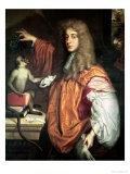 John Wilmot 2nd Earl of Rochester, circa 1675 - Jacob Huysmans