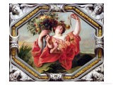 Libra, from the Signs of the Zodiac - Jacob Jordaens