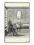 Gentleman Plays a Piece from One of Purcell's Operas Arranged for the Harpsichord - Jacob Smith