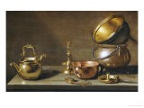 A Still Life of Kitchenware - Jacob Willemsz Delff