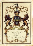 Crackled Lord Camden - Jacobs Peerage
