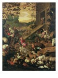 The Entrance of the Animals into the Ark - Jacopo Bassano