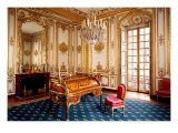 Louis XV's Private Study, 1753-60 - Jacques-Ange Gabriel
