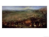 The Battle of Lutzen in 1632 - Jacques Courtois