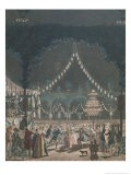 The Bastille Ball - Jacques Francois Joseph Swebach