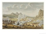 The Battle of Mount Tabor, 27 Ventose, Year 7 - Jacques Francois Joseph Swebach