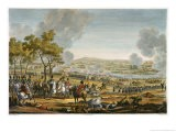 The Battle of Wagram, 7 July 1809 - Jacques Francois Joseph Swebach