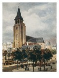 Eglise de Saint-Germain-des-Prés - Jacques Guiaud